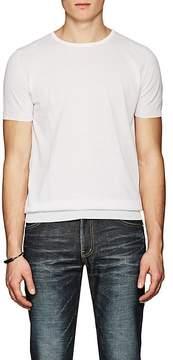 Boglioli Men's Knit Cotton T-Shirt