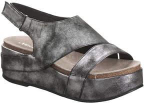 Antelope 624 Leather Wedge Slingback Sandal