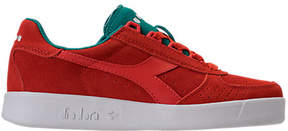 Diadora Men's B.Elite Suede Casual Shoes