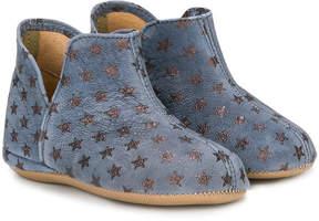 Pépé star print boots