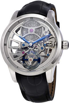 Ulysse Nardin Skeleton Tourbillon Manufacture 18kt. White Gold Men's Watch