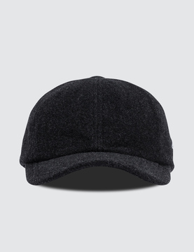 MAISON KITSUNÉ America Fox Patch 6 Panel Cap
