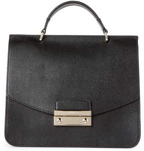 Furla Onyx Julia Saffiano Top Handle Bag