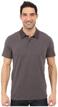 Prana Shuffle Polo Men's Short Sleeve Button Up