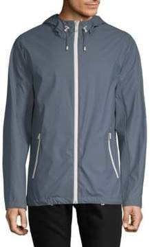 Cole Haan Lined Hooded Jacket