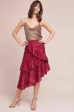 Keepsake Camilla Ruffled Skirt