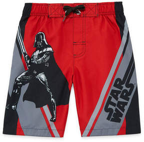 Star Wars LICENSED PROPERTIES Swim Trunks - Preschool Boys 4-7