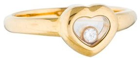 Chopard 18K Miss Happy Heart Ring