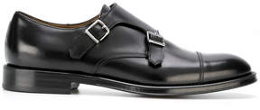 Doucal's buckled oxford shoes