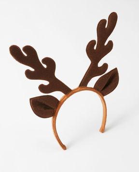 Hanna Andersson Reindeer Antlers Headband
