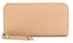 Louis Vuitton Pre-owned: Zippy Wallet Monogram Empreinte Leather. - NEUTRAL - STYLE