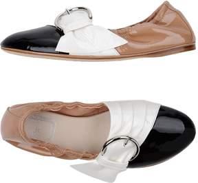 Christian Dior Ballet flats