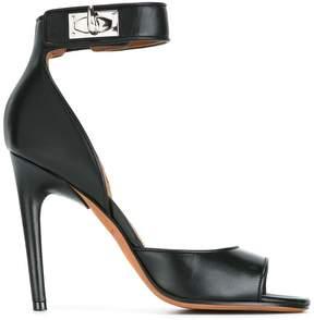 Givenchy 'Shark Lock' sandals