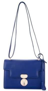 Giorgio Armani Leather Crossbody Bag