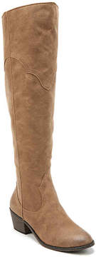 Fergalicious Women's Bata Over The Knee Boot