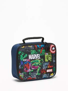 Old Navy Marvel Comics Super-Heroes Lunch Bag for Kids