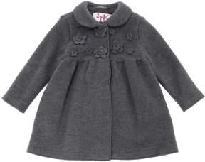 Il Gufo Virgin Wool Blend Fleece Coat