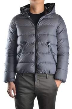 Duvetica Men's Grey Polyamide Down Jacket.
