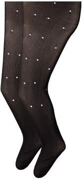 Jefferies Socks Dress Up Diamond Tights 2 Pack Hose
