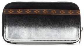Patricia Nash Metallic Dip-Dye Collection Oria Wallet