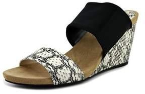 Alfani Womens Parrker Open Toe Casual Platform Sandals.