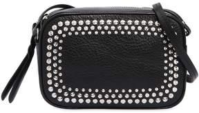Alexander McQueen Medium Studded Leather Camera Bag