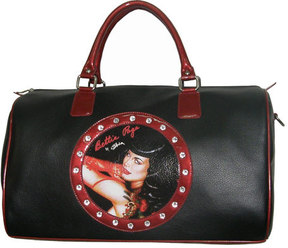Women's Bettie Page Overnight Bag VIXEN1016