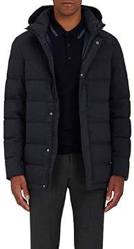 Herno Men's Tech-Twill Down Parka