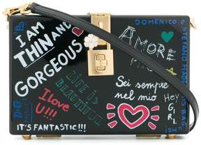 Dolce & Gabbana Dolce Box Clutch bag