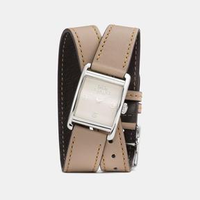Coach Renwick Double Wrap Watch