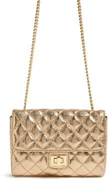 Forever 21 Quilted Mini Crossbody Bag