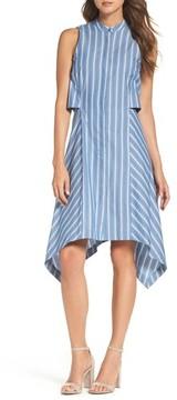 BCBGMAXAZRIA Women's City Sleeveless Dress