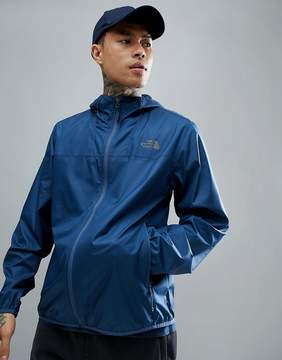 The North Face Cyclone 2 Hooded Jacket In Navy