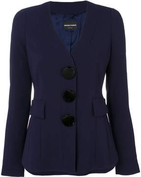 Emporio Armani blazer with large buttons