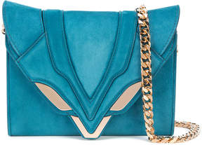 Elena Ghisellini stitch detail crossbody bag
