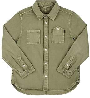 Scotch Shrunk Kids' Cotton Twill Shirt