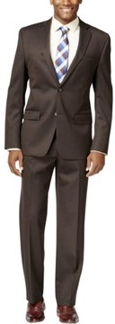 MICHAEL Michael Kors Mens Big & Tall Wool 2PC Two-Button Suit