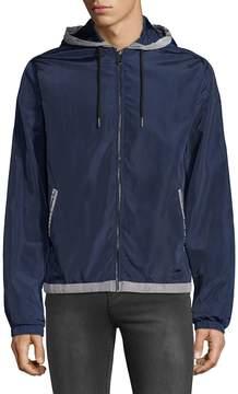 Sovereign Code Men's Lightweight Hooded Jacket