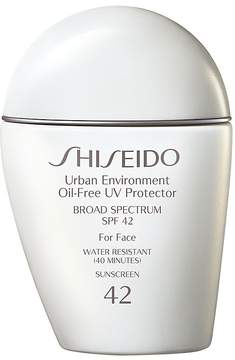 Shiseido Urban Environment Oil-Free UV Protector SPF 42 1 oz.