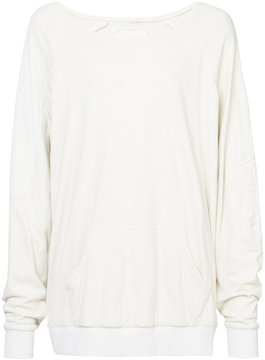 Greg Lauren oversized sweater