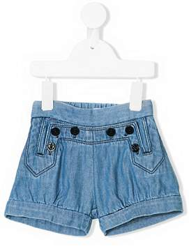 Chloé Kids denim shorts