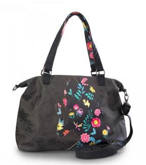 Loungefly Floral Alice Totebag