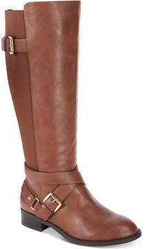 Thalia Sodi Vada Riding Boots, Created for Macy's Women's Shoes