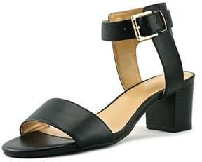 Liz Claiborne Eclipse Open Toe Synthetic Sandals.