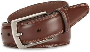Roundtree & Yorke Big & Tall Jim Leather Belt