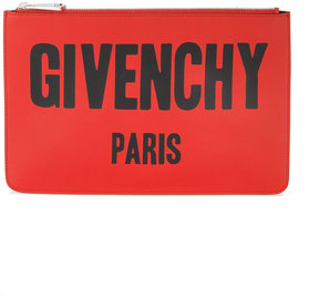 Givenchy Iconic printed medium Pouch