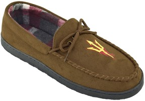 NCAA Men's Arizona State Sun Devils Microsuede Moccasins