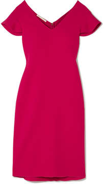 Antonio Berardi Crepe Dress - Fuchsia