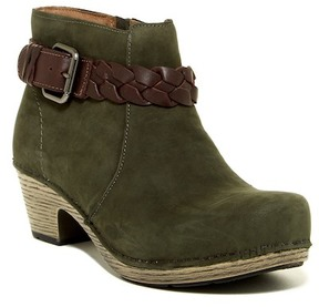 Dansko Michelle Oiled Ankle Boot