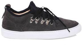 Alessandro Dell'Acqua Suede Sneakers